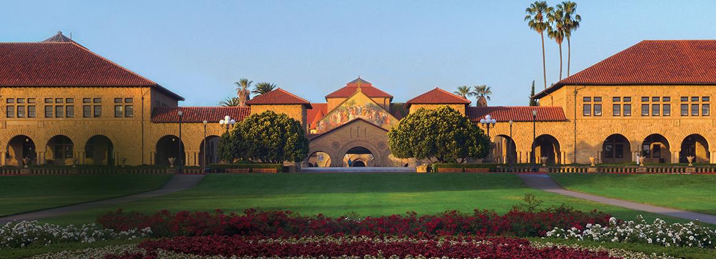 Photo: Stanford campus