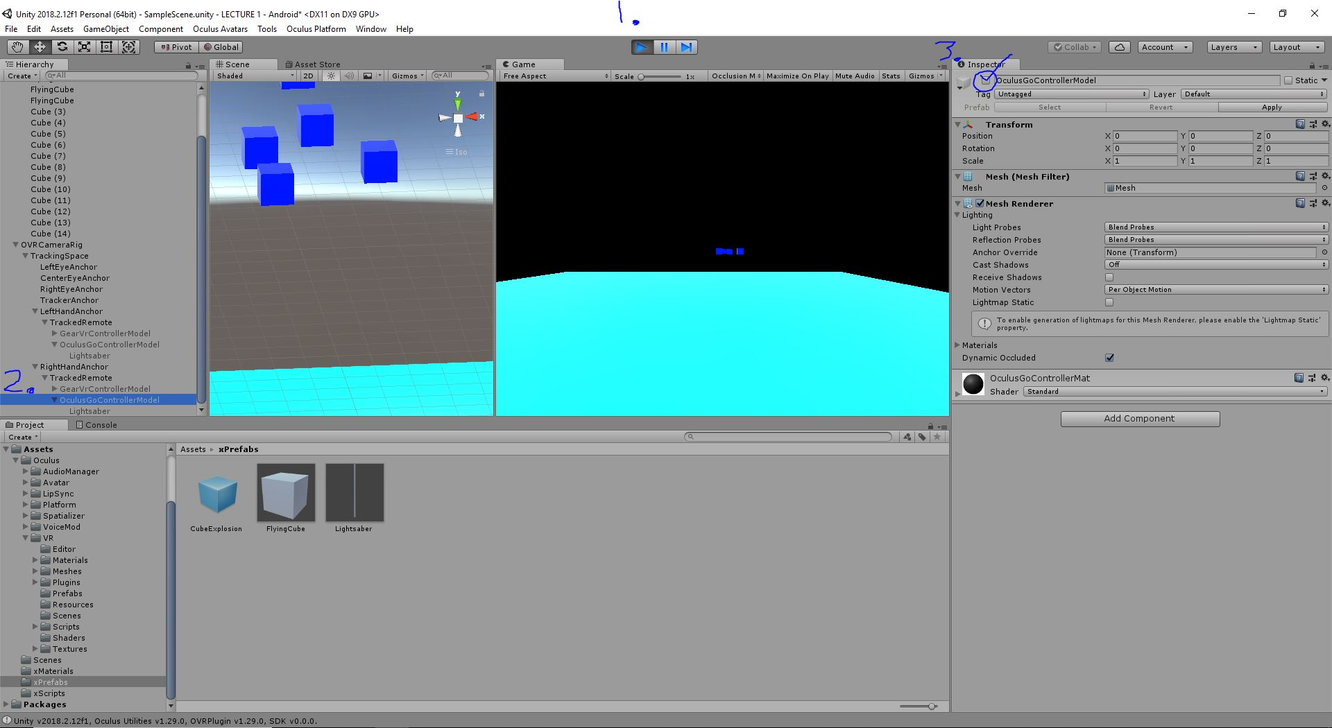 How to Make VR: Introduction to Virtual Reality Design and