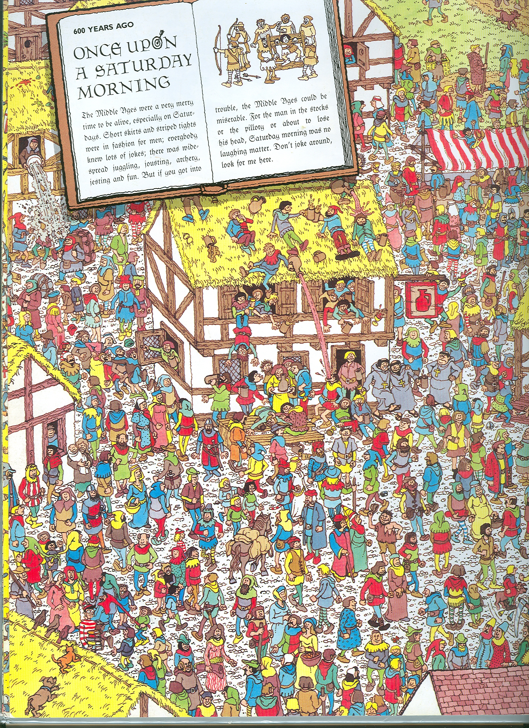 image regarding Where's Waldo Printable referred to as CS377S Assignment #1