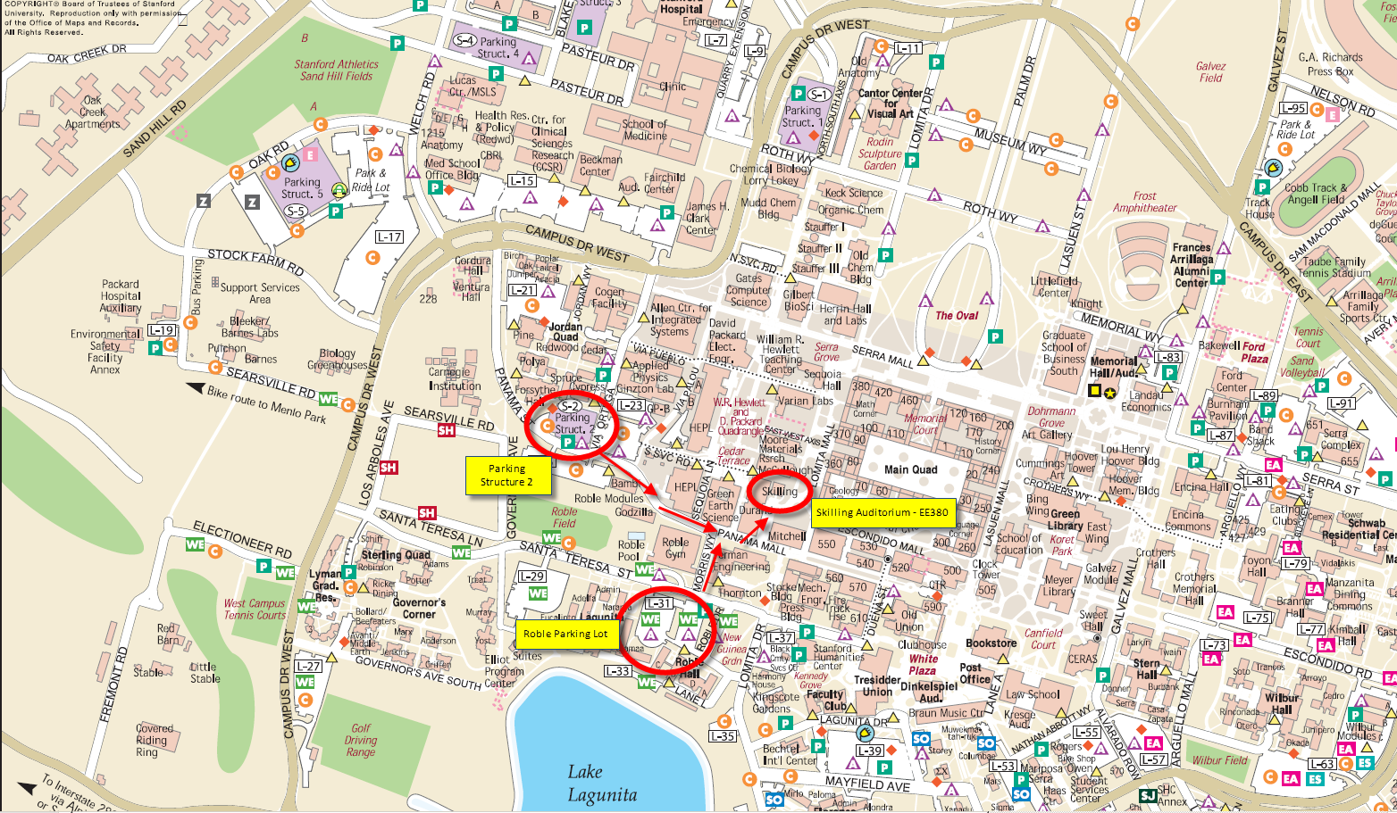 stanford campus map pdf Lecture On Dart At Stanford stanford campus map pdf