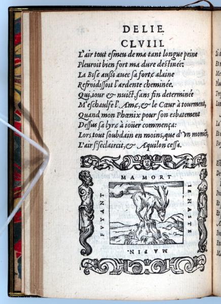 p045. Délie. Le Cerf