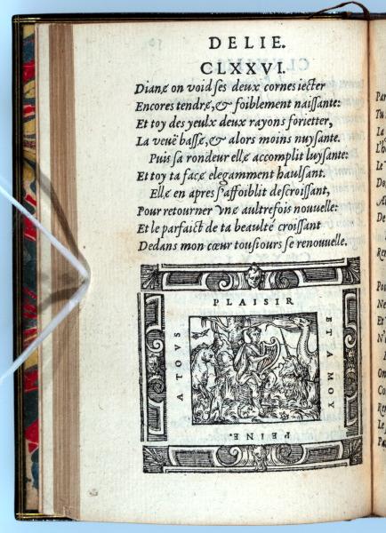 p050. Délie. Orpheus