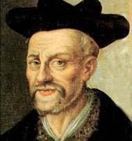 Rabelais. Portrait