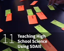 Teaching High School Science usign SDAIE