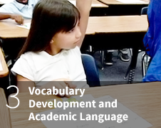 Vocabulary Development and Academic Language
