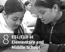 ESL ELD at Elementatry and Middle School