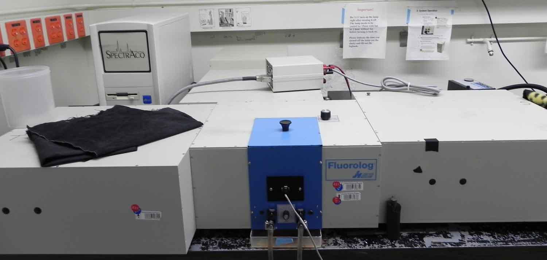 Emission Control Lamp >> Fluorolog 3
