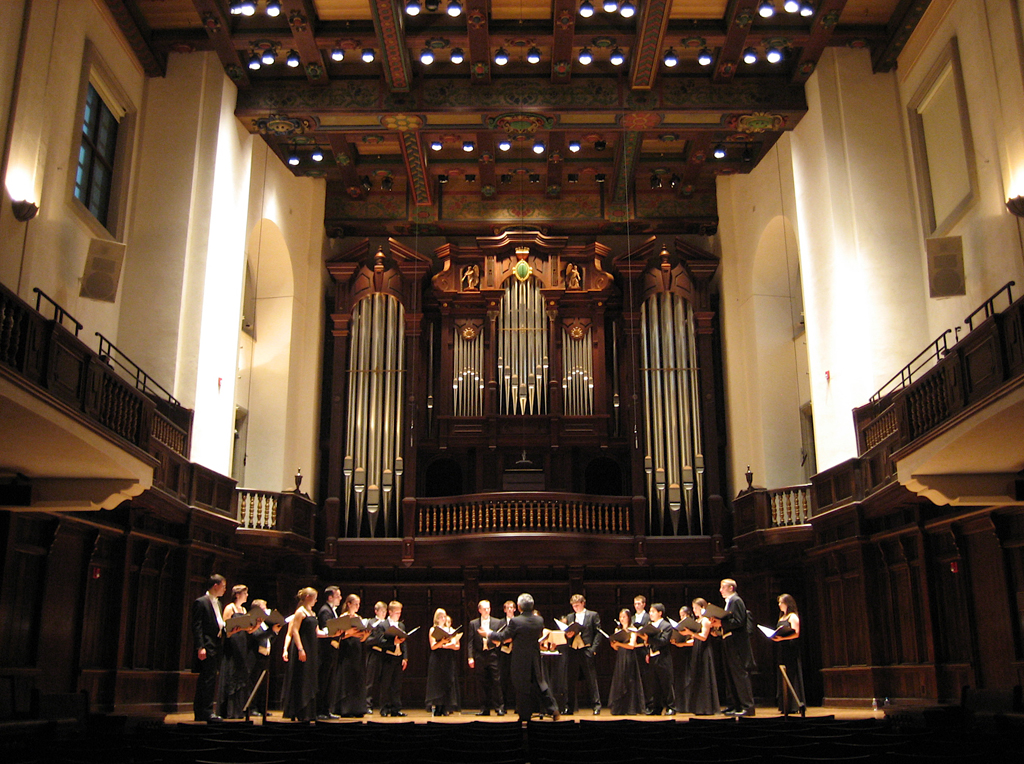The Master S College Chorale Tour