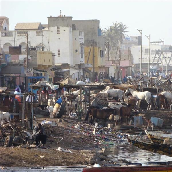 Poverty in Senegal