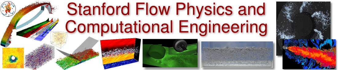 Stanford Flow Physics and Computational Engineering
