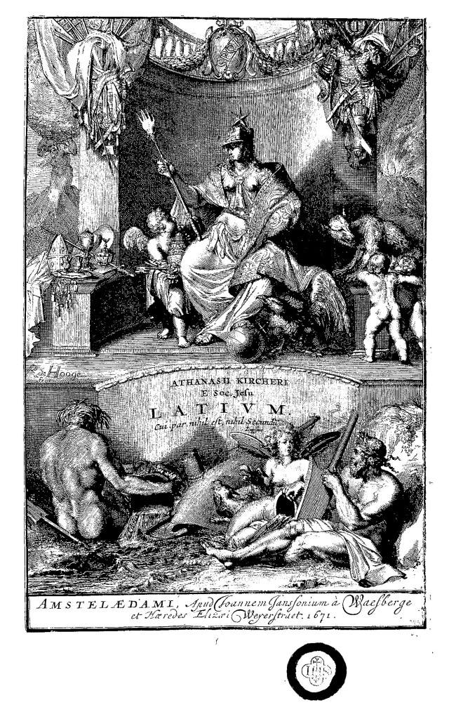 Frontispiece, from Latium