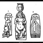 Amulets, from Oedipus Aegyptiacus, tom. 2, vol. 2, p. 448.