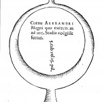 The horn of Alexander the Great, from Phonurgia nova, p. 132.