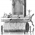 Hydraulic organ, from Musurgia universalis, vol. 2, p. 347
