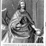 Ferdinand III from Oedipus Aegyptiacus, tom. 1.