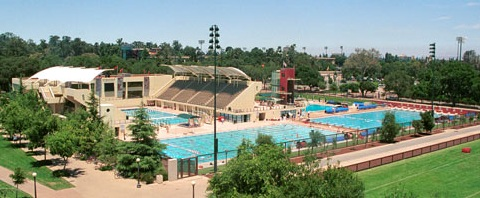 Stanford Masters Swimming Pool Parking Information
