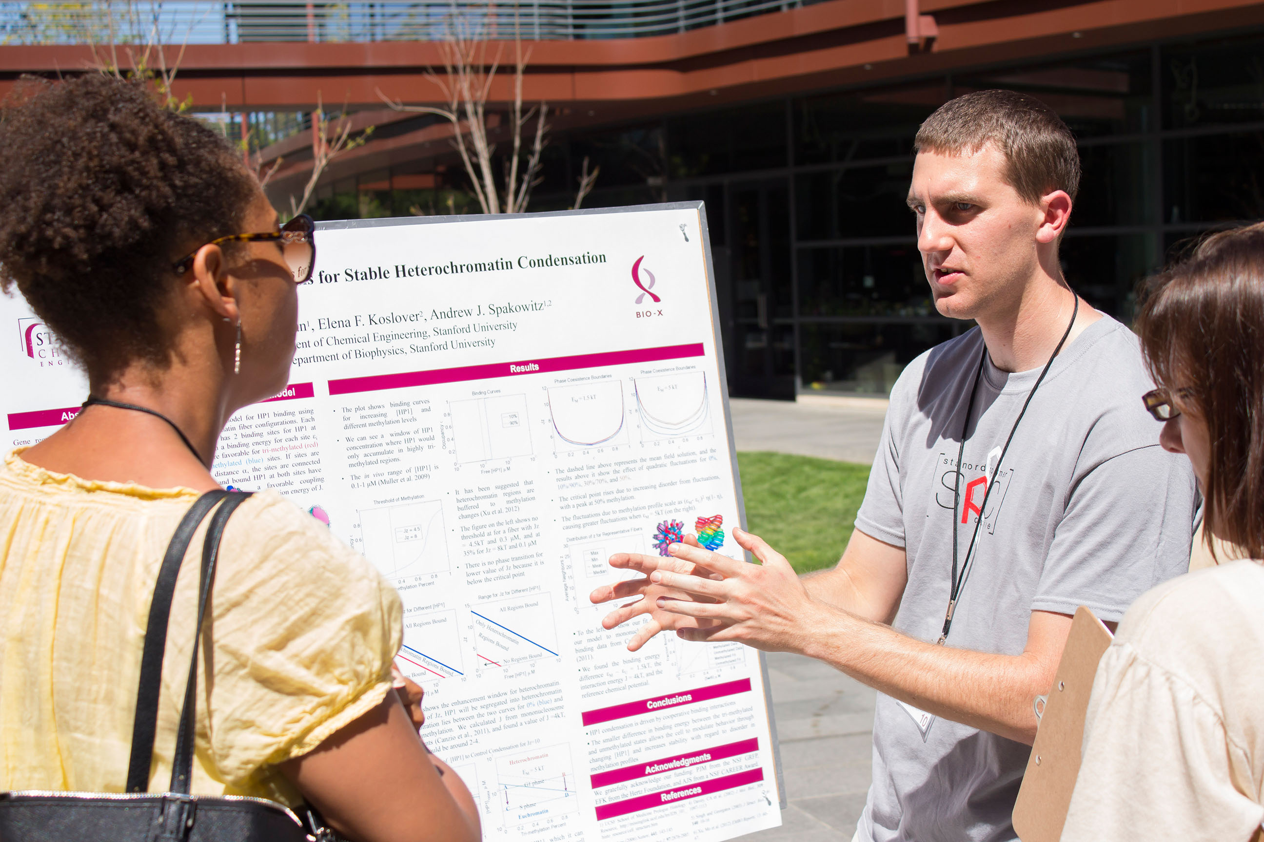 2016 SPC Poster Symposium | Stanford Polymer Collective