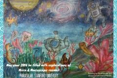 Under The Sea by Mumbai Student Artist