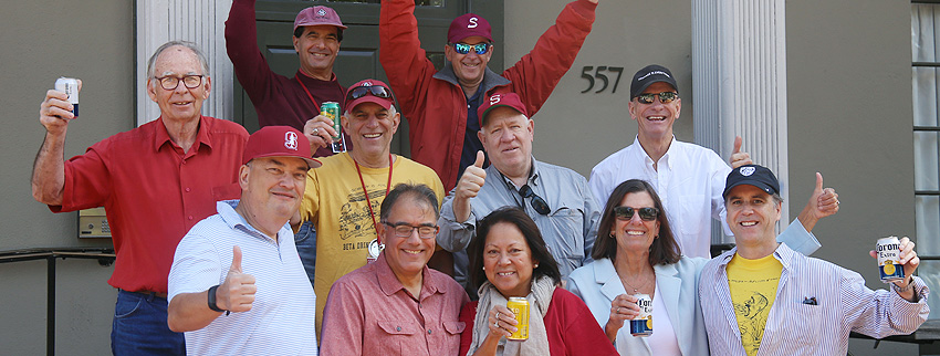 Stanford Reunion Homecoming highlights