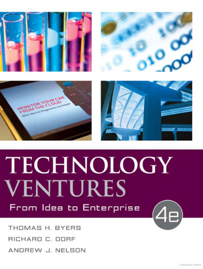 Technology Ventures, Fourth Edition