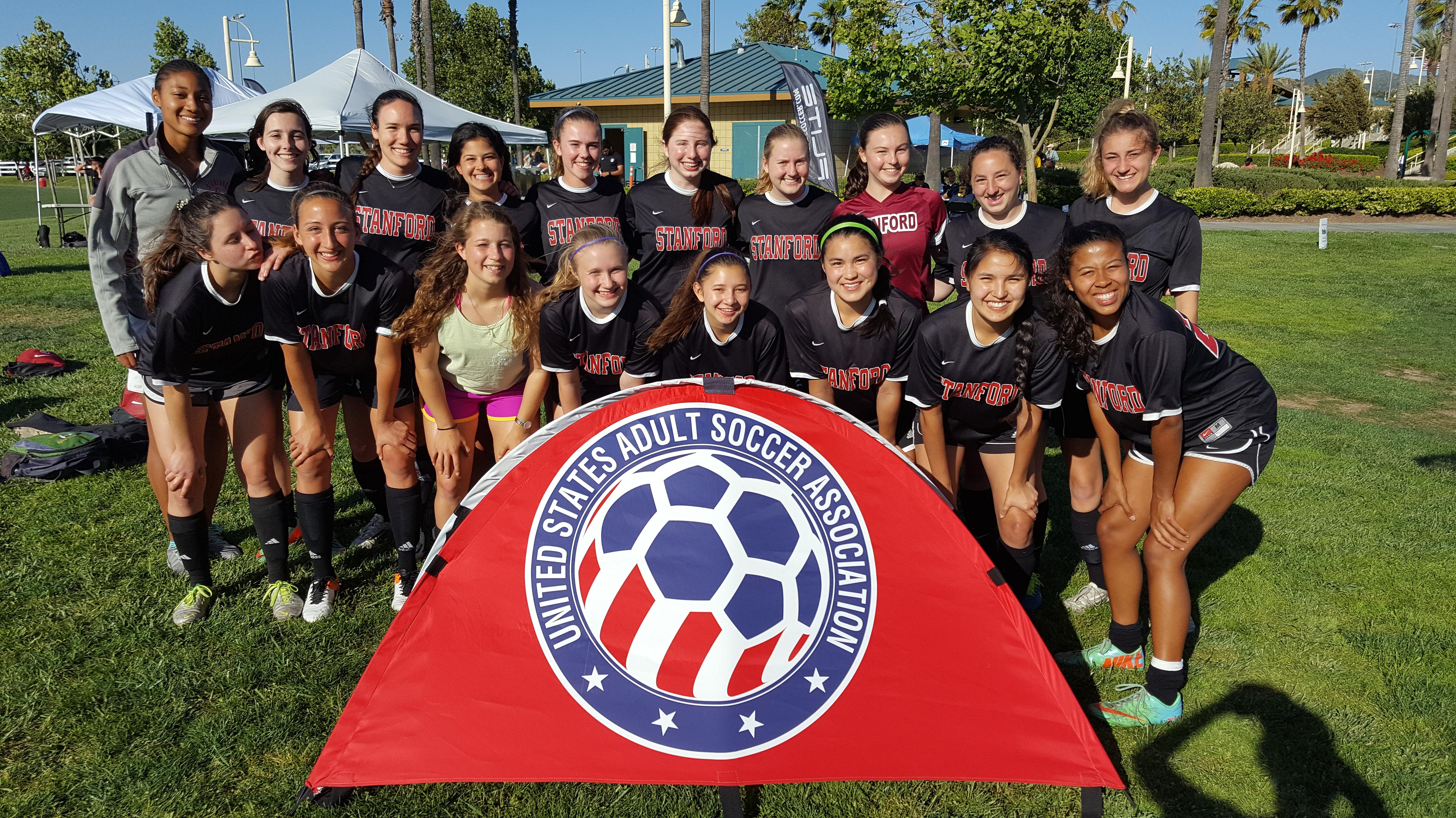 Stanford Women's Club Soccer