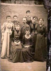 tintypedementedfamily