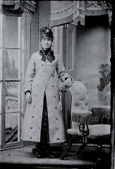 tintypeelegantwoman
