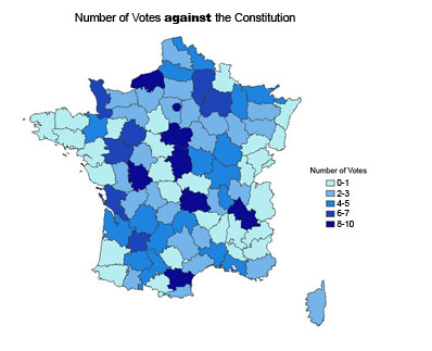 Map Of France Voting.The Constituents Of The French Revolution National Assembly