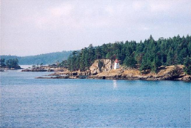 Observatory Vancouver Island
