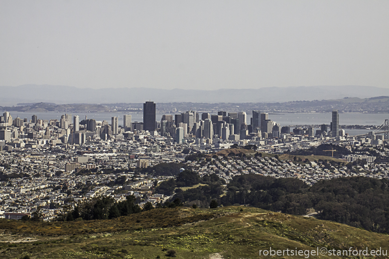 san francisco from san bruno