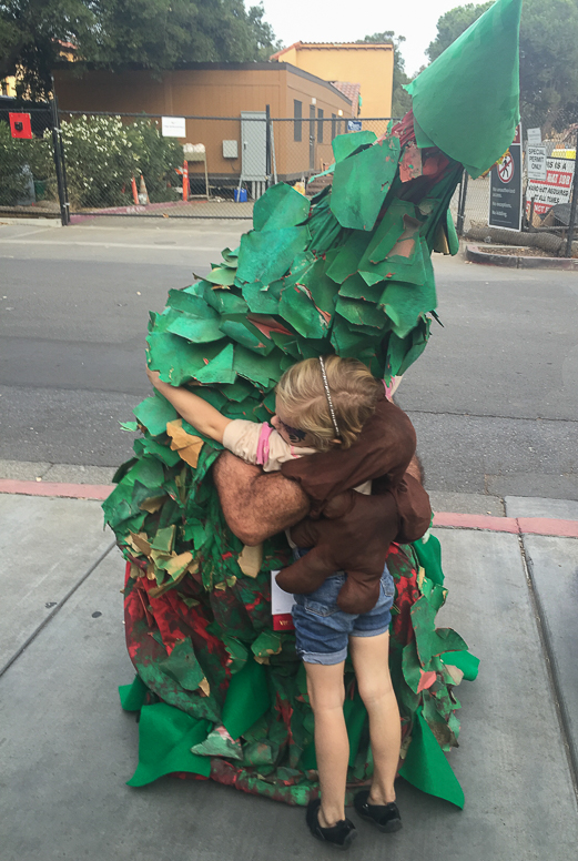 The Stanford Tree Stanford Tree 2013