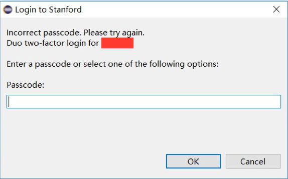 Stanford Two Step Auth