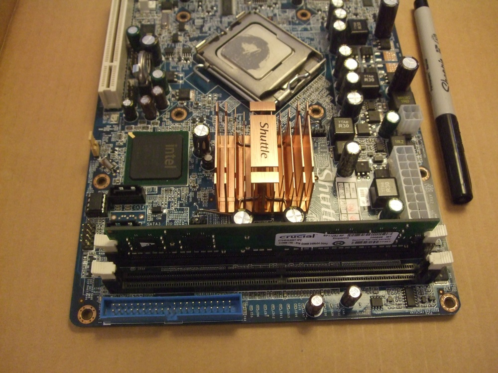 who invented motherboard