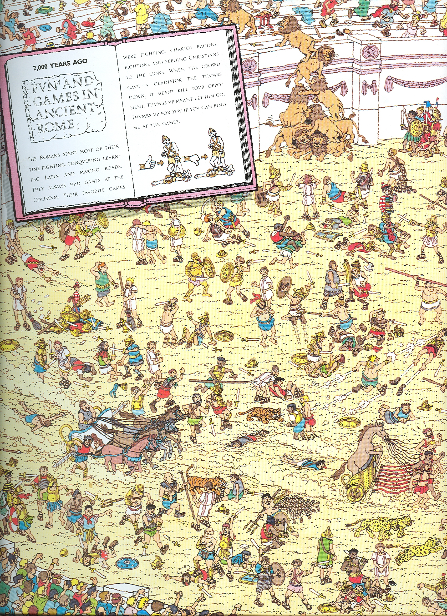 graphic about Where's Waldo Printable identified as Index of /cl/cs377s/ignments/waldo