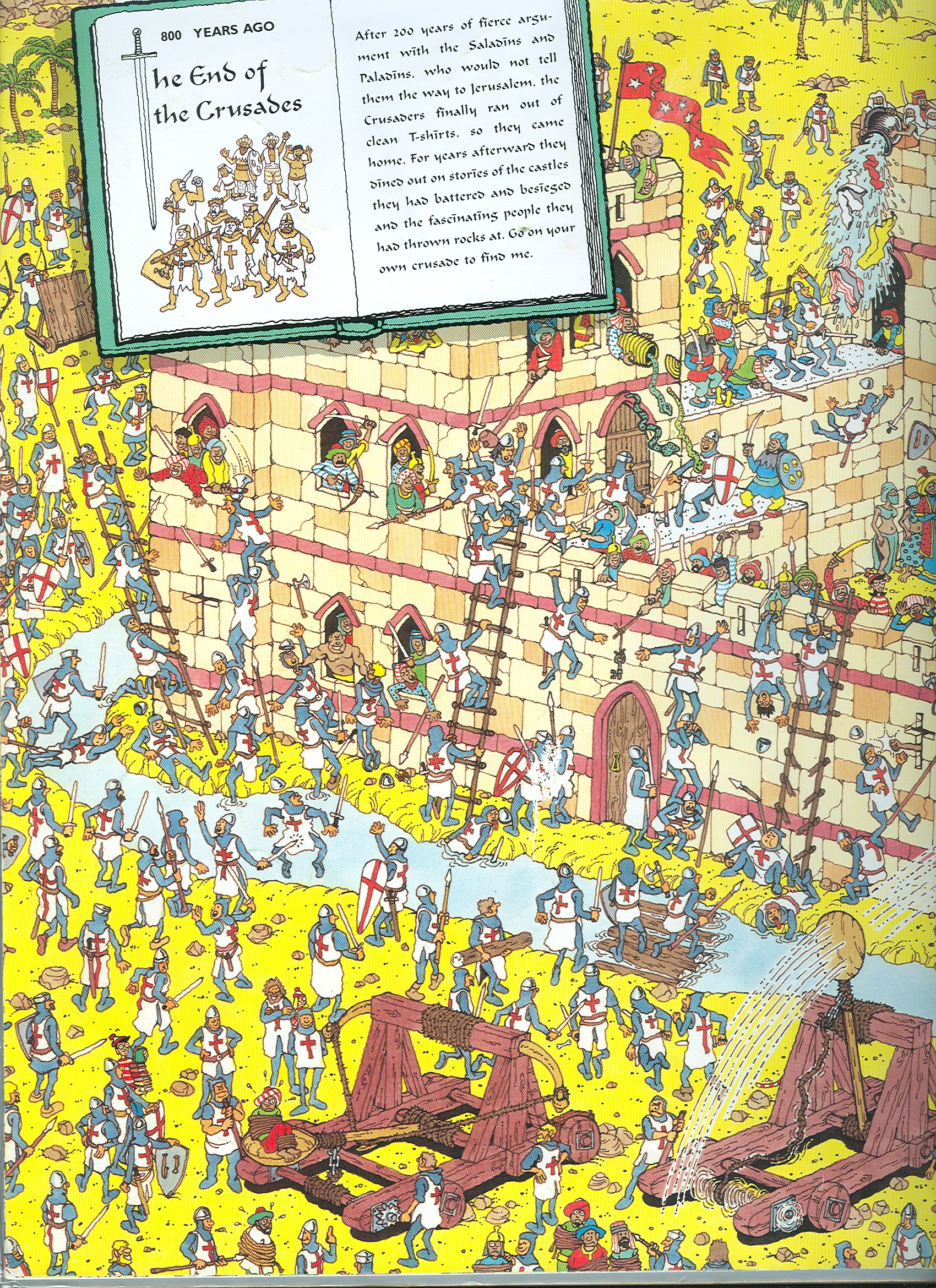 It's just a picture of Agile Where's Waldo Pictures Printable