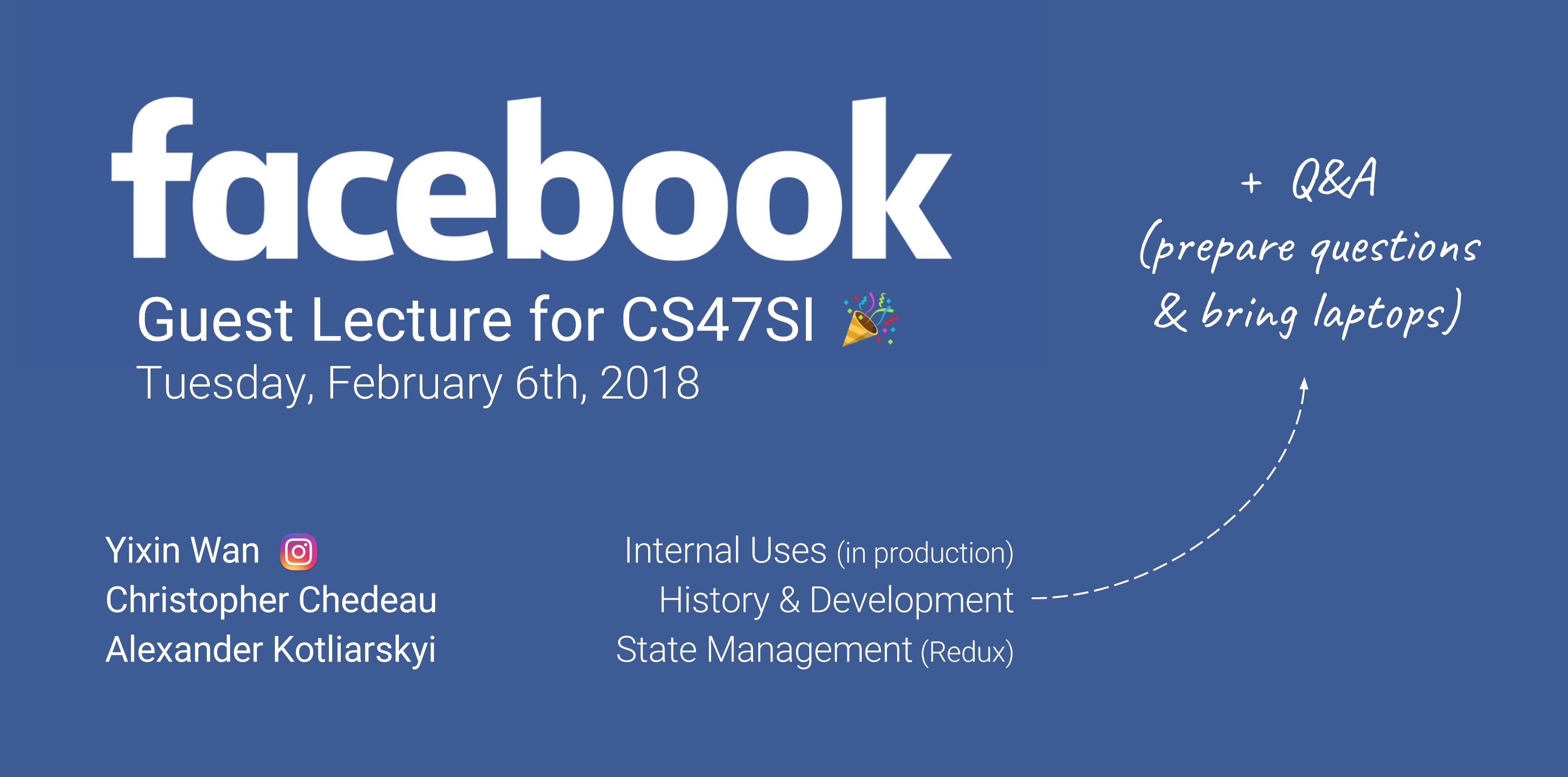 Cross-Platform Mobile Development (CS 47SI)