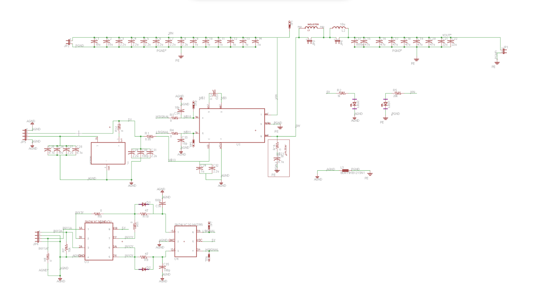 Prologue By Html5 Up Circuit Diagram Of The Project Is Shown Below Schematic