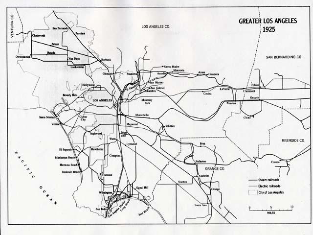 Los Angeles Plans