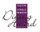 NACUFS Loyal E. Horton Dining Award