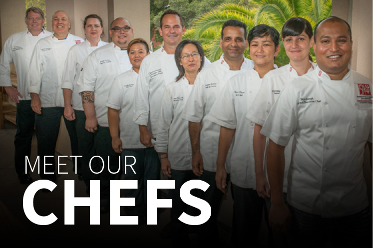 Meet Our Chefs Group Shot
