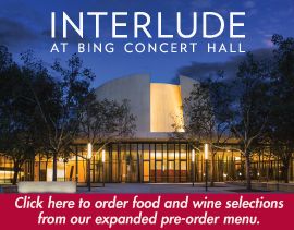 Image of Bing Concert Hall