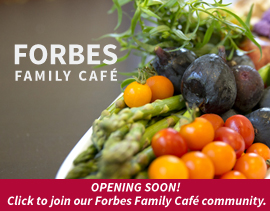 Image for Forbes Family Cafe Coming Soon