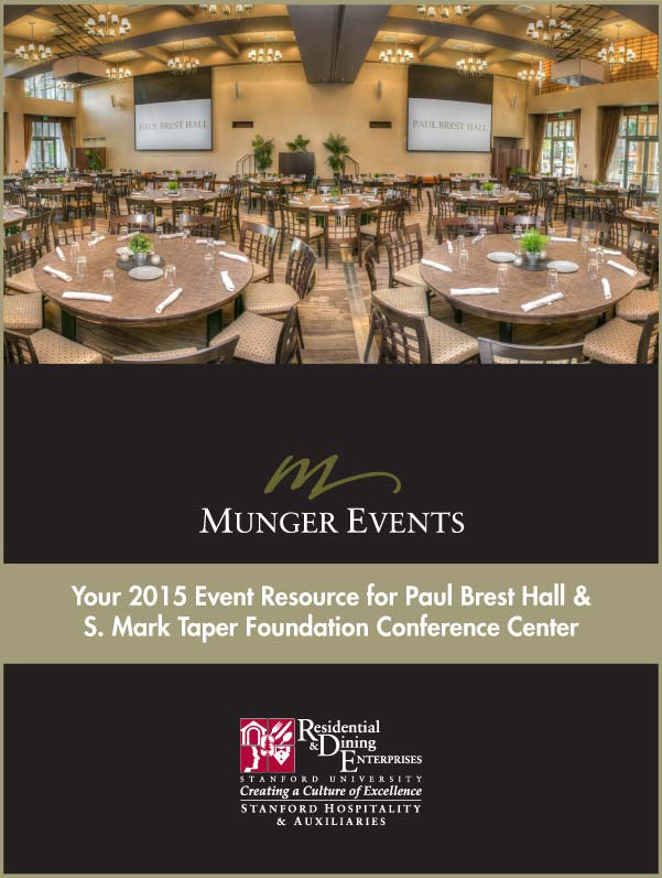 Munger Event Guide
