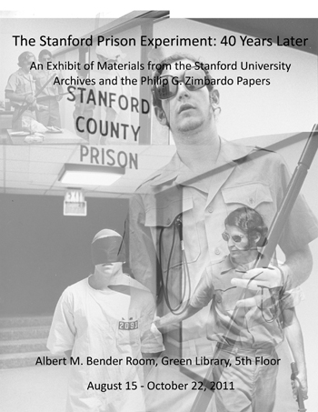 zimbardo prison experiment essay I pose the question, was the stanford prison experiment ethical or not if your answer is no, then you agree with me i refer to the stanford experiment in an effort to show the psychological effects prison has on everyone, not just the prisoners correctional psychologists are exposed to the same stressors as.