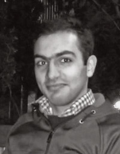 Behrooz Ghorbani,<br>Stanford PhD student, EE
