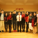CNY Banquet, Jan '14