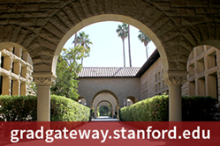 Courtyard at Stanford