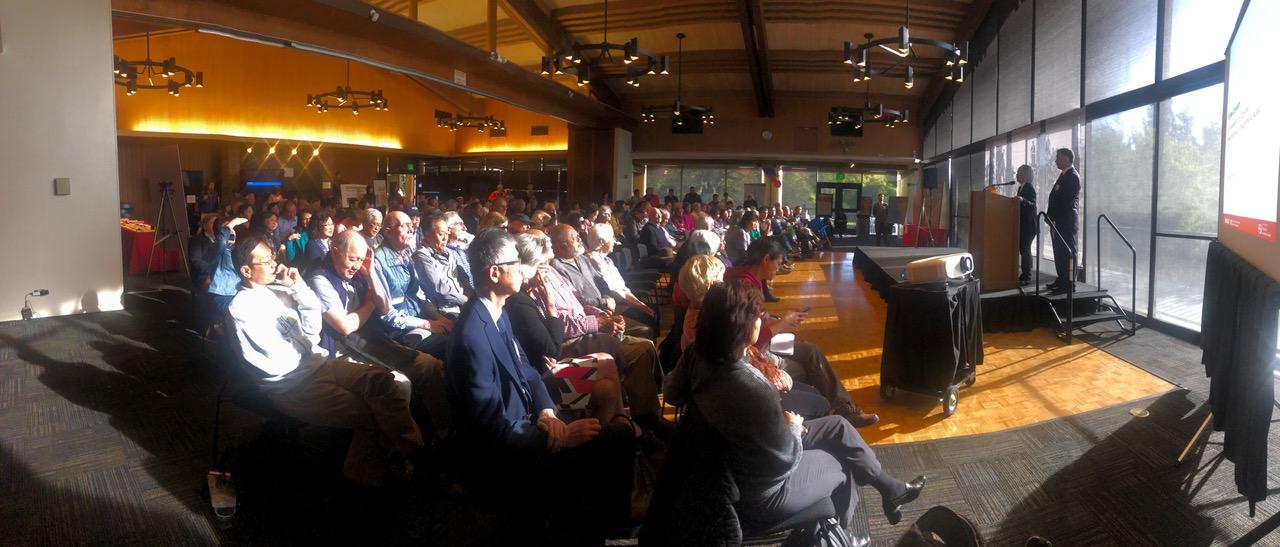 Gary Mukai-Greg Francis–CRRW Event-Stanford-4-11-19