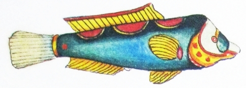 mythical fish