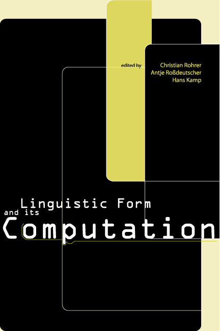 Linguistic Form